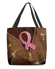 BC - Ribbon All-over Tote front