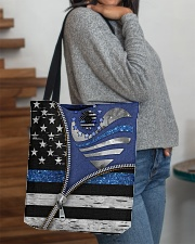 Back The Blue All-over Tote aos-all-over-tote-lifestyle-front-09