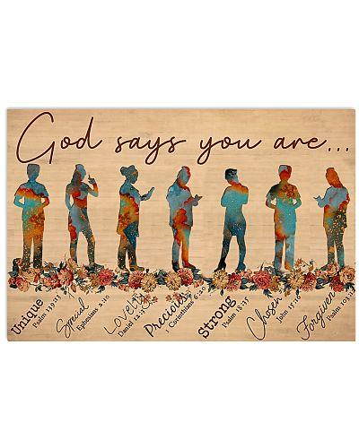 Nurse God Says You Are