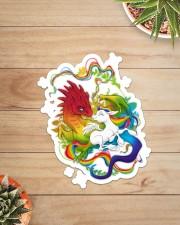 LGBT Dragon Unicorn Sticker - Single (Vertical) aos-sticker-single-vertical-lifestyle-front-07