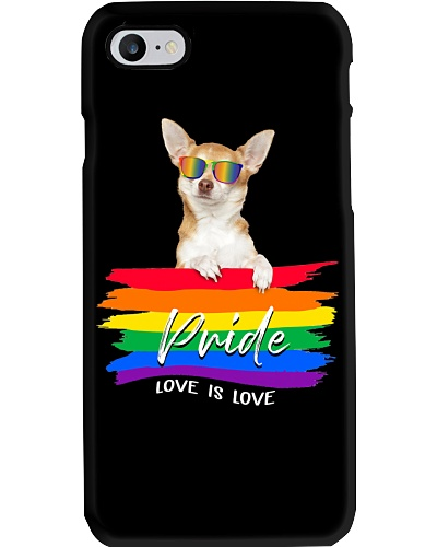 Lgbt Love Is Love With Chihuahua