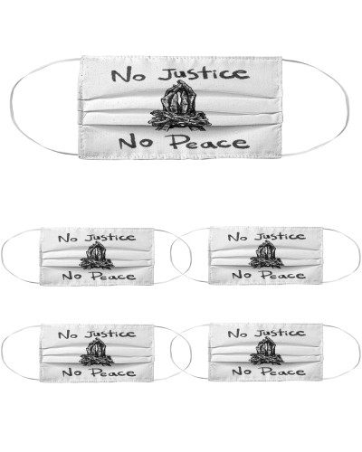 Skeleton No Justice No Peace