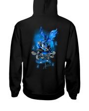 Diabetes Dragon Rose 2 Sides Hooded Sweatshirt tile