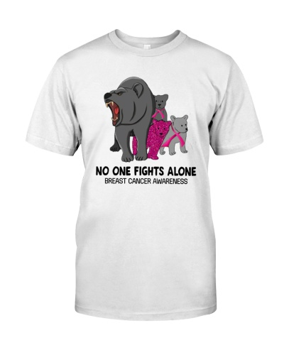 Bc Bear - No One Fights Alone