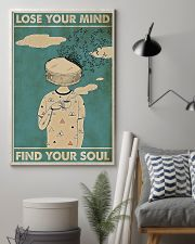 Drumming - Lose Your Mind Find Your Soul 11x17 Poster lifestyle-poster-1