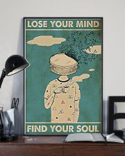 Drumming - Lose Your Mind Find Your Soul 11x17 Poster lifestyle-poster-2
