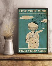 Drumming - Lose Your Mind Find Your Soul 11x17 Poster lifestyle-poster-3