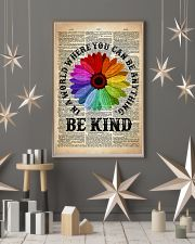 LGBT Be Kind Dictionary  11x17 Poster lifestyle-holiday-poster-1