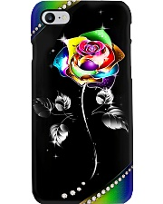 LGBT - Rose Phone Case i-phone-8-case