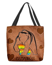 Mama Bear Tote All-over Tote back
