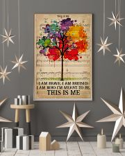 LGBT - I Am Who Im Meant To Be This Is Me 11x17 Poster lifestyle-holiday-poster-1