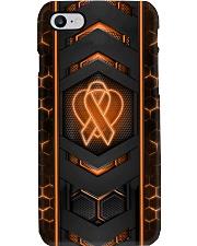 Multiple Sclerosis Neon Phone Case Phone Case i-phone-8-case