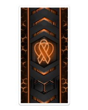 Multiple Sclerosis Neon Phone Case Sticker tile