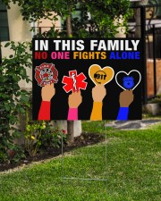 In This Family 24x18 Yard Sign aos-yard-sign-24x18-lifestyle-front-06