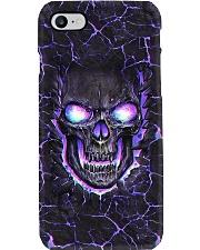 Lava Hologram Skull Phone Case Phone Case i-phone-8-case