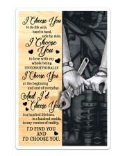 Mechanic - I Choose You Poster Sticker - Single (Vertical) thumbnail