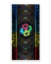 Autism Neon Phone Case Sticker - Single (Vertical) thumbnail