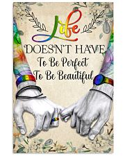 LGBT To Be Perfect Poster 11x17 Poster front