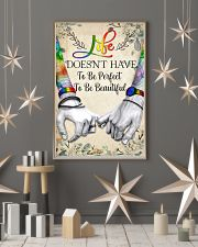 LGBT To Be Perfect Poster 11x17 Poster lifestyle-holiday-poster-1