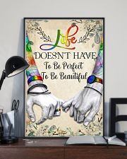 LGBT To Be Perfect Poster 11x17 Poster lifestyle-poster-2