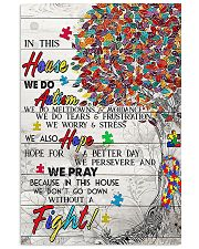 Autism In This House  11x17 Poster front
