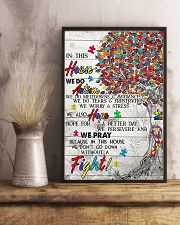 Autism In This House  11x17 Poster lifestyle-poster-3