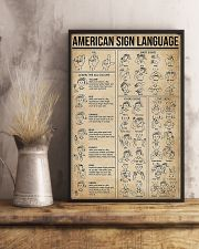 American Sign Language 11x17 Poster lifestyle-poster-3