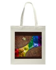 LGBT Smoke Tote Bag thumbnail