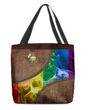 LGBT Smoke All-over Tote back