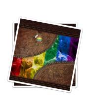 LGBT Smoke Sticker - 2 pack (Vertical) thumbnail