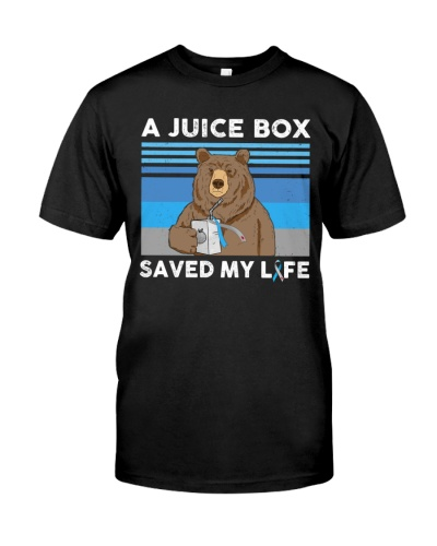 Diabetes A Juice Box Saved My Life