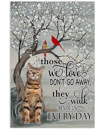 Poster - Bengal Cat Every Day
