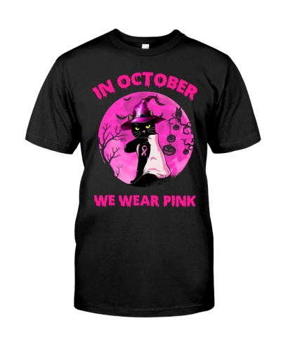 BC Cat - In October We Wear Pink