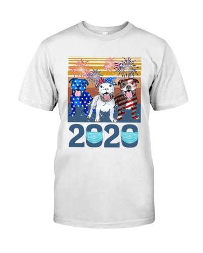 Pitbull Independence's day 2020