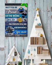 Proud Of The Work 11x17 Poster lifestyle-holiday-poster-2