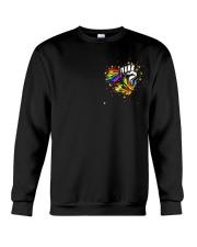 LGBT More Love 2 Sides Crewneck Sweatshirt tile
