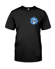 Diabetes Beauty 2 Sides  Classic T-Shirt front