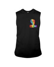 Pride LGBT Flag 2 Sides  Sleeveless Tee tile