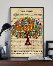 Autism Tree 11x17 Poster lifestyle-poster-2