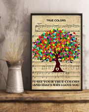 Autism Tree 11x17 Poster lifestyle-poster-3