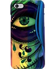 LGBT Eyes Tattoos  Phone Case i-phone-7-case