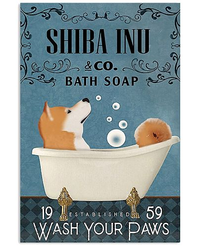 Bath Soap Company Shiba Inu