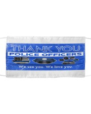 Police - Police Officers Cloth face mask thumbnail