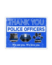 Police - Police Officers Sticker - Single (Horizontal) thumbnail