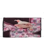 Pig - Breast Cancer Zip Tote Mask tile