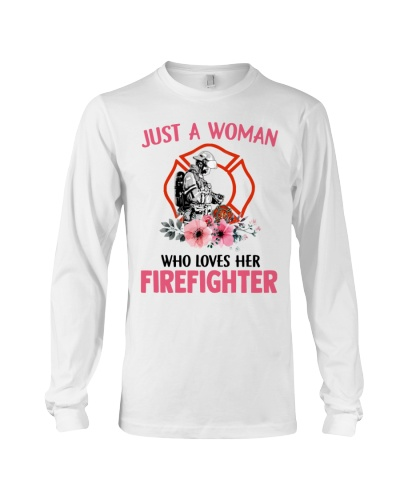 Firefighter - Just A Woman