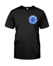 Diabetes - Believe 2 Sides  Classic T-Shirt front