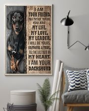 Dachshund - I'm Your Friend 11x17 Poster lifestyle-poster-1