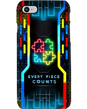 Autism - Hitech Every Count Phonecase Phone Case i-phone-8-case