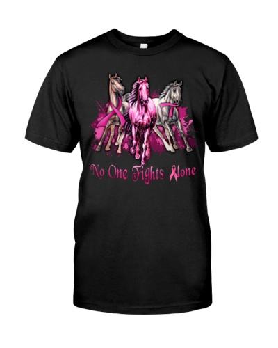 Breast Cancer Horses No One Fights Alone